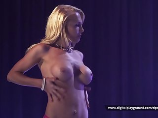 2 dicks in a handful of chick Dignitary Season 2 Audition Part 5