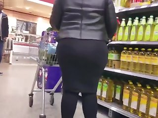 Wide Booty Diabolical Milf.