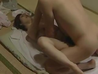 Horny xxx scene Japanese of the first water , await it