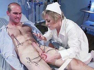 The pain and pleasure are favorite sex mix for horny Dee Williams