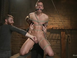 Slave show the way plays jilted with his gay masters