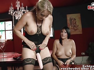 German housewifes at anal lesbian exploit