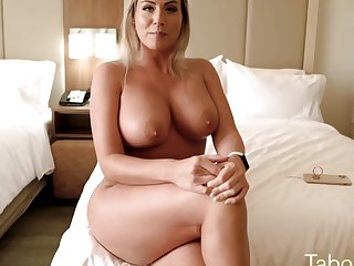 On Vacation With My Busty StepMom