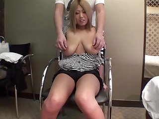 Saggy tuts Aimi Natsukawa gets her pussy fucked balls abyss